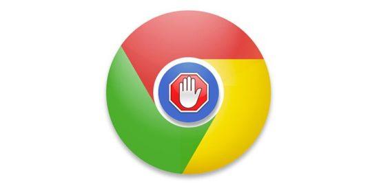 Bloqueur de publicité Chrome