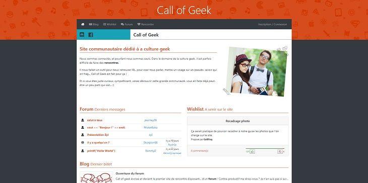 Rencontre entre geek gratuit