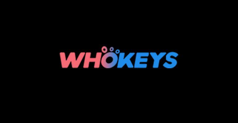 Logo Whokeys.com