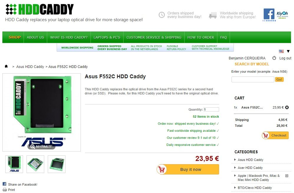 HDDCaddy.com