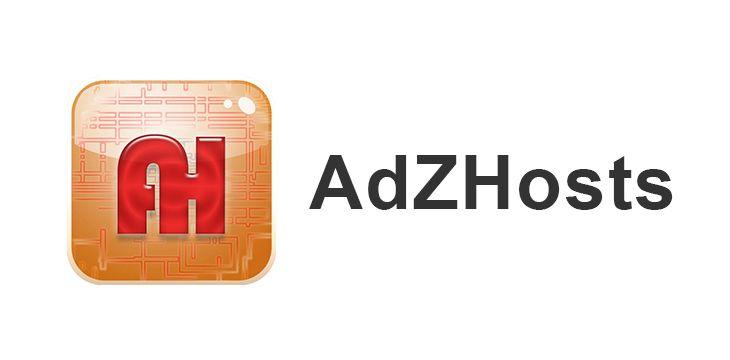 Logo AdZHosts