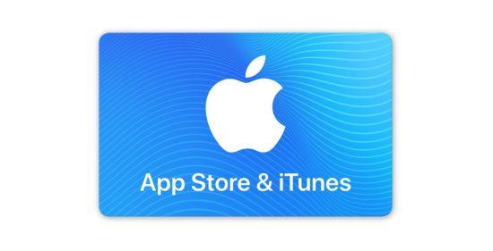 Carte iTunes