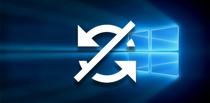 Bloquer les mises à jour Windows 10 avec Kill-Update