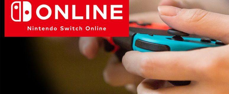 Abonnement Nintendo Switch Online pas cher