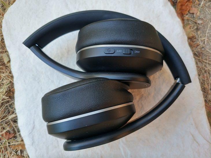 Taotronics TT-BH047 : Casque Bluetooth pliable