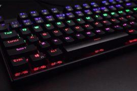Test du clavier gamer AUKEY KM-G6