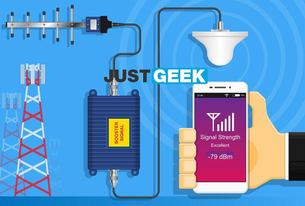 Amplificateur réseau mobile 4G