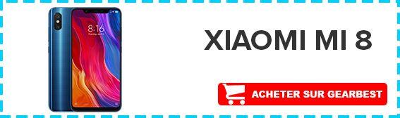 Acheter le Xiaomi Mi 8