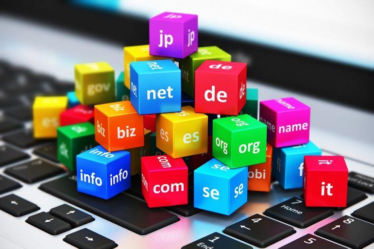 Créer un nom de domaine