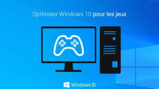 6 astuces et conseils pour optimiser Windows 10 dans les jeux