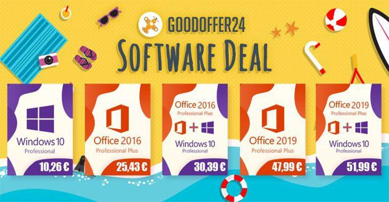 Windows 10 Pro pas cher : Acheter une licence pour seulement 10,26€