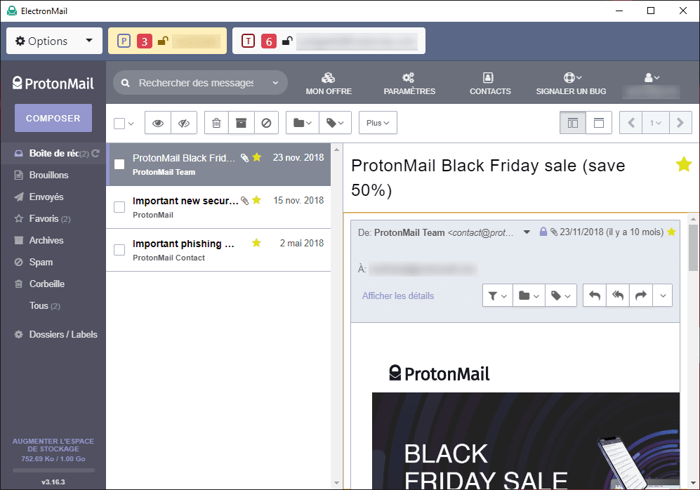 ElectronMail