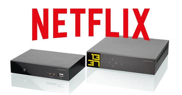 Installer Netflix Freebox mini 4K