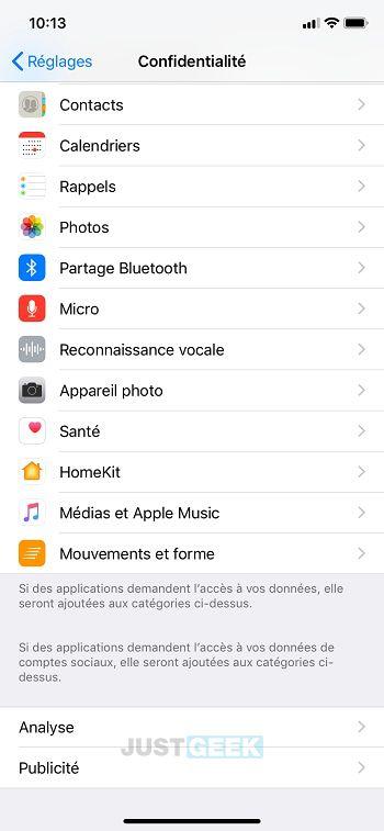 Publicité iPhone