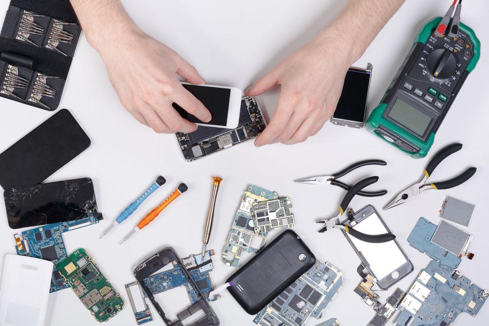 Réparer smartphone soi-même