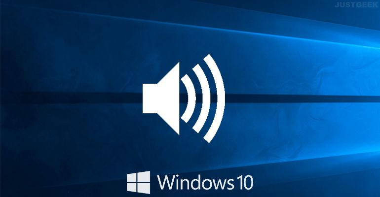 Problème son PC Windows 10