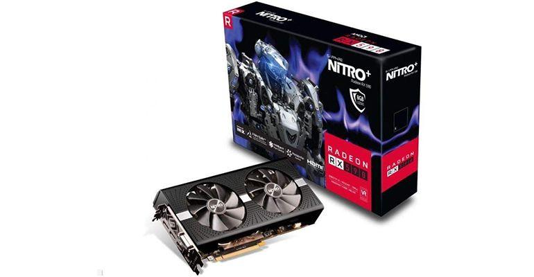 Sapphire RX 590 Nitro+ 8 Go
