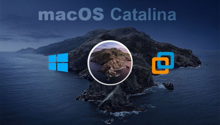 Tutoriel installation macOS Catalina sur PC Windows 10 avec VMWare