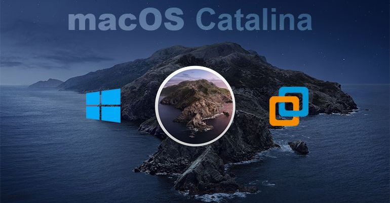 Installer macOS Catalina sur votre PC Windows 10 avec VMware