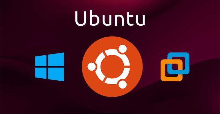 Tutoriel installation Ubuntu sur PC Windows 10 avec VMWare