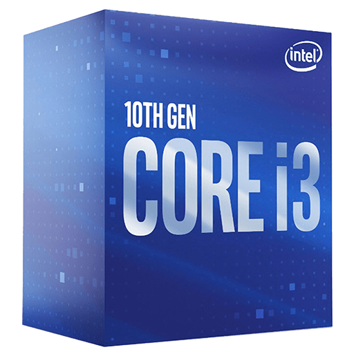 intel core i3 comet lake-s