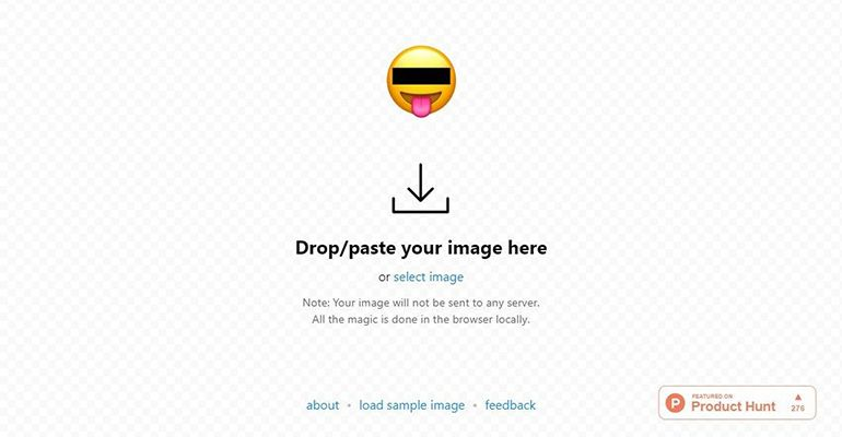 Redacted : Flouter rapidement et facilement un visage sur une photo