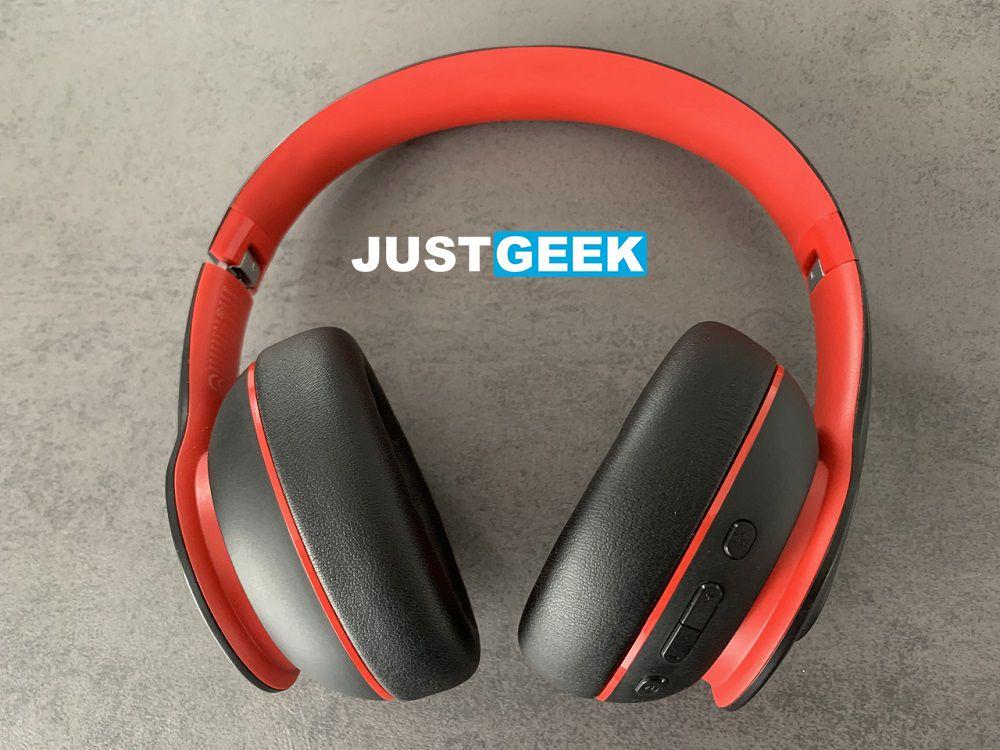 Photo du casque Bluetooth Soundcore Life Q10