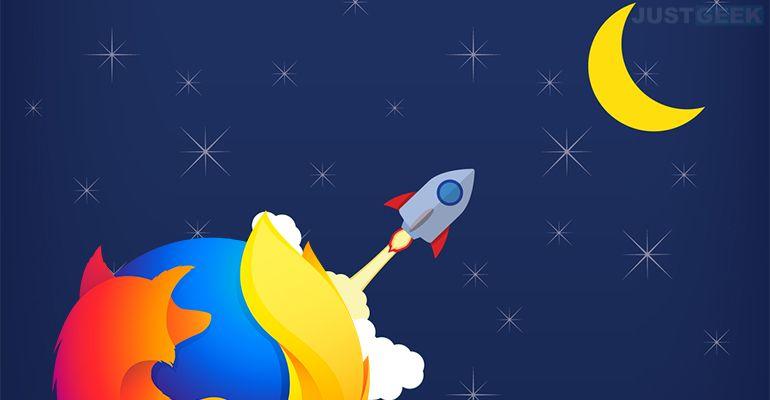 Firefox : Accélérer le chargement des pages Web