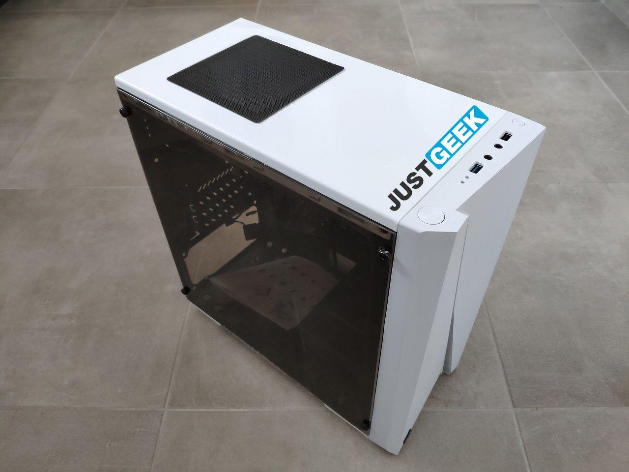 Tutoriel montage PC : Boîtier PC Aerocool Cylon Mini