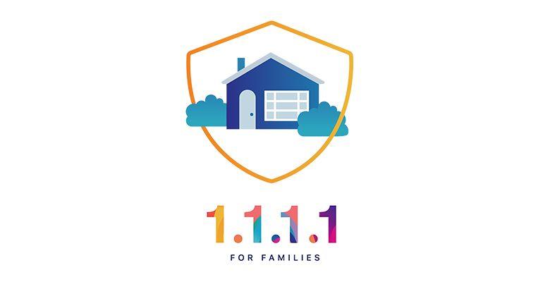 Cloudflare DNS « 1.1.1.1 pour les familles»