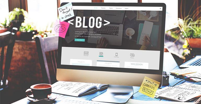 Illustration blog entreprise