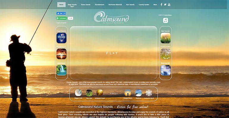 Calmsound.com