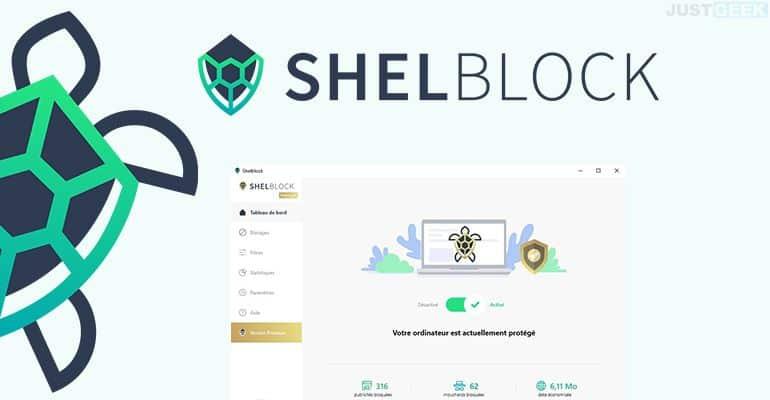 Shelblock : Bloqueur de publicité