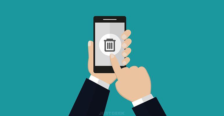 Effacer les données de votre smartphone Android