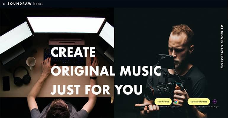 Créer de la musique générée par une intelligence artificielle