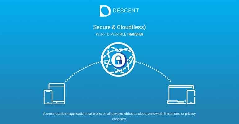 Descent : Partage de fichiers en peer-to-peer (P2P)