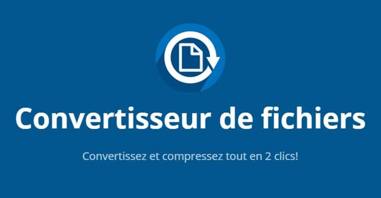 File Converter : logiciel convertisseur de fichiers