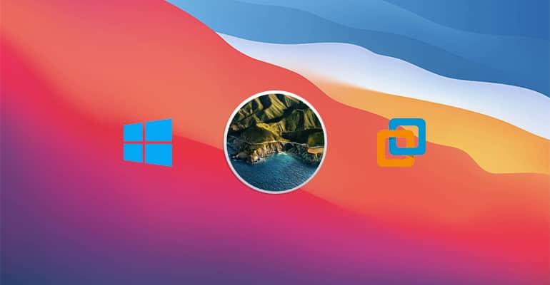 Installer macOS Big Sur sur votre PC Windows 10 avec VMware