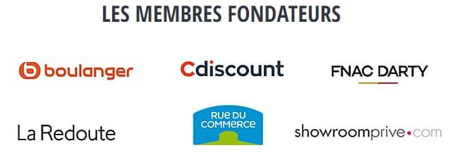 Les enseignes fondatrices des French Days