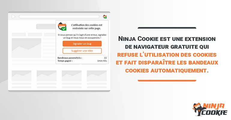 Signaler un bug dans Ninja Cookie