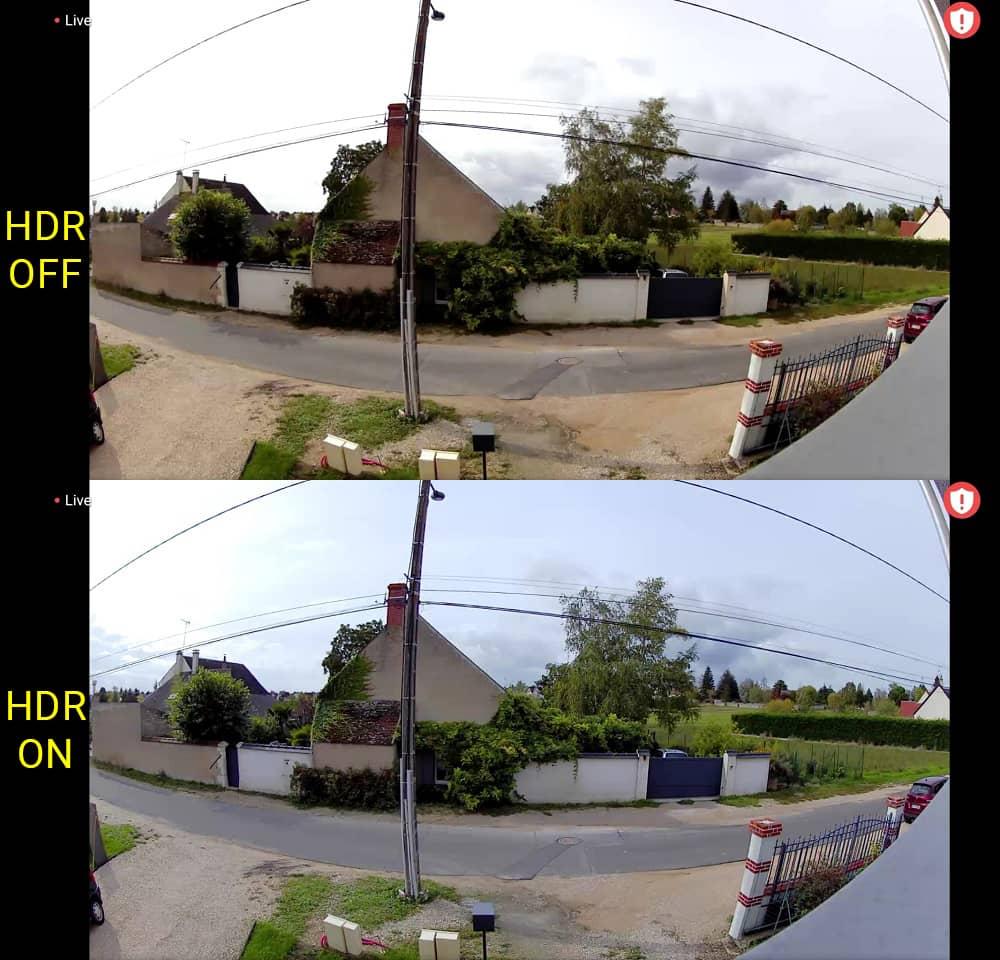HDR Arlo Pro 3 Floodlight
