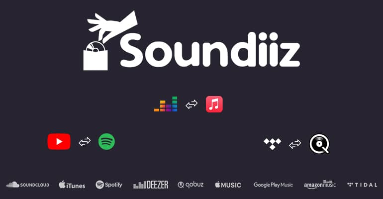 Transférer ses playlists entre Spotify, YouTube Music, Apple Music, Deezer, etc.