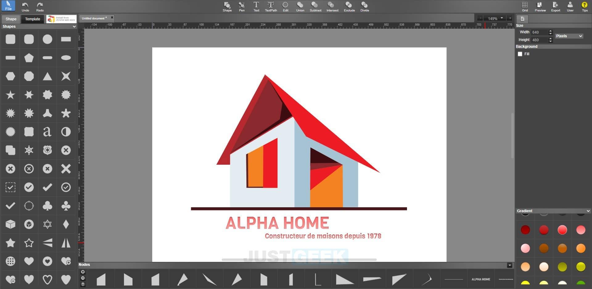 Créateur logo en ligne gratuit