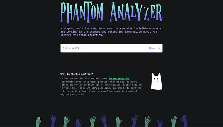 Phantom Analyzer
