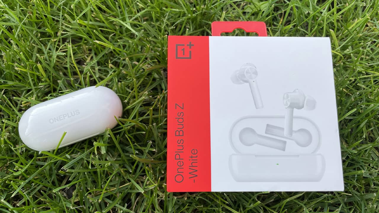 Packaging OnePlus Buds Z