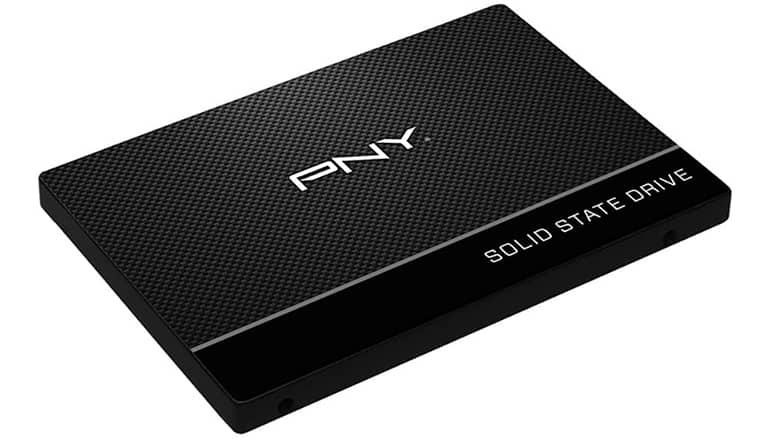 SSD pas cher PNY CS900