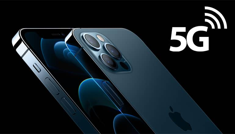 iPhone 12 compatible 5G
