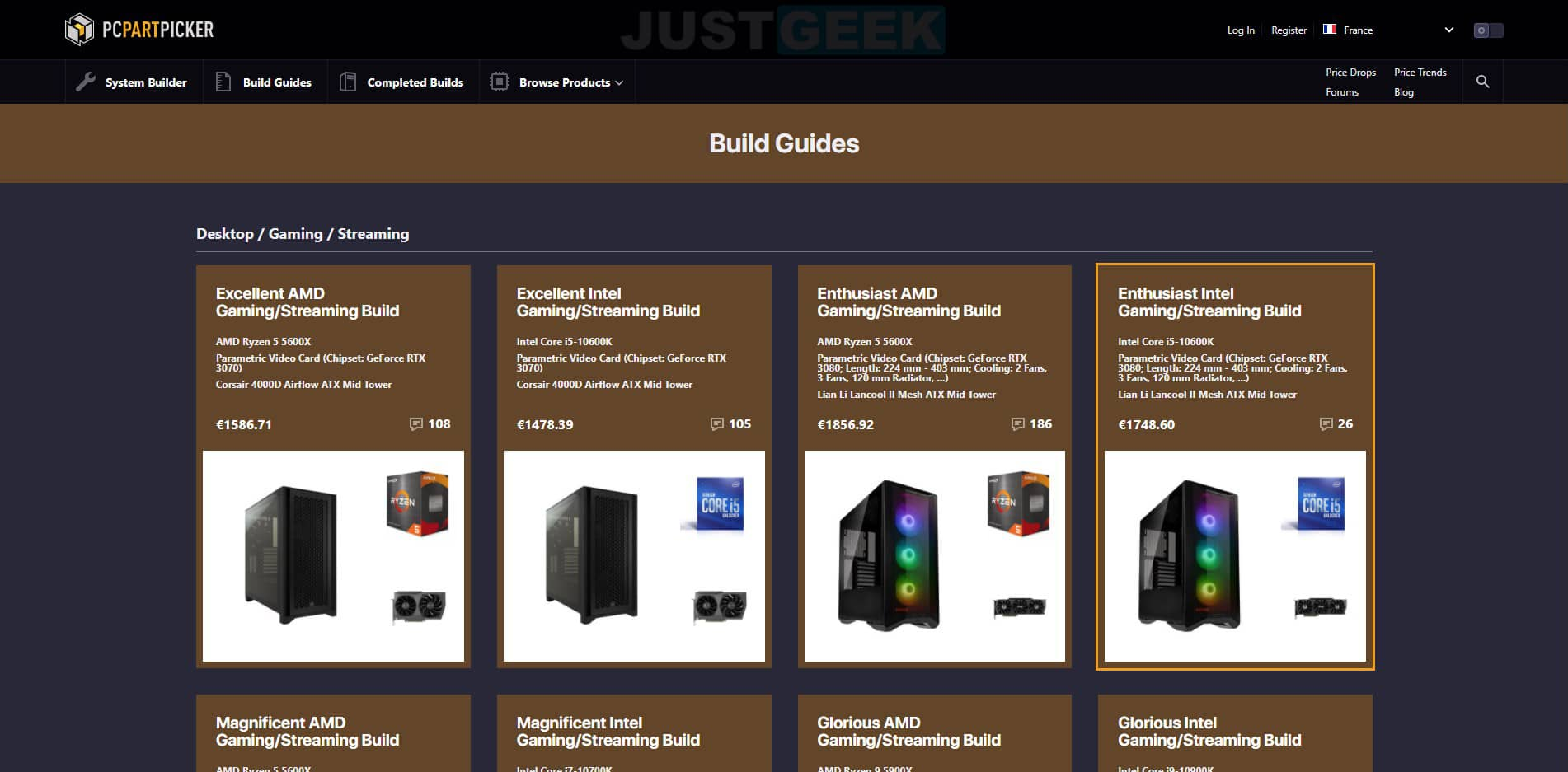 Guide achat PC