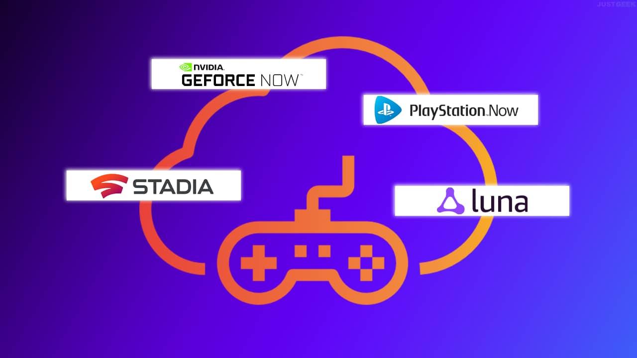 Les meilleurs services de Cloud Gaming