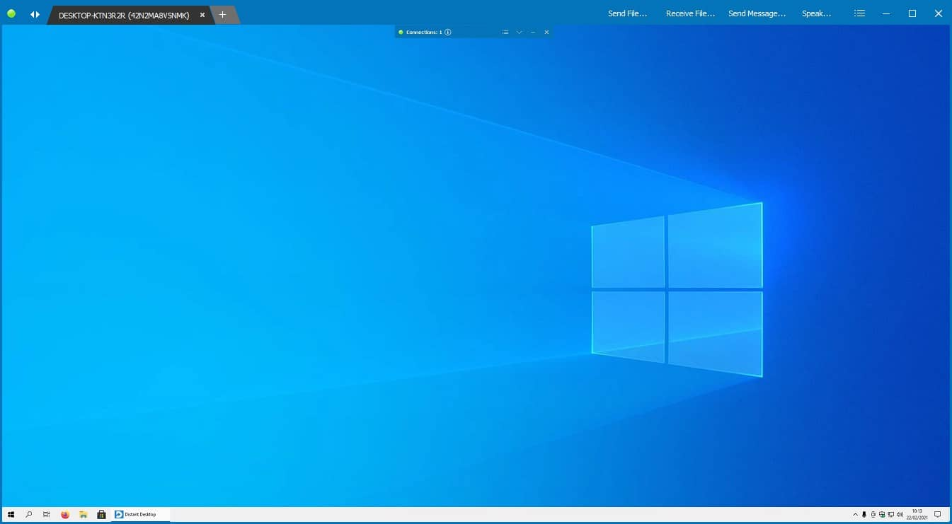 Distant Desktop : un logiciel d'accès à distance